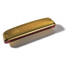 HOHNER Golden Melody 2416/40 C (M2416017) - губная гармошка