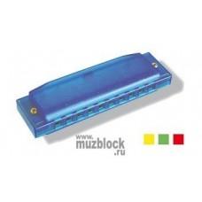 HOHNER Happy Blue C (5102) no logo - губная гармошка
