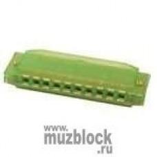 HOHNER Happy Green C (5103) no logo - губная гармошка
