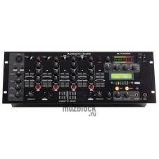 American Audio Q-FX PRO - DJ микшер