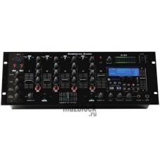 American Audio Q-SD - 4-канальный микшер