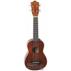 HOHNER ULU-21 - укулеле (гавайская гитара) сопрано