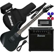 IBANEZ GRG121EXJ BLACK NIGHT NEW JUMPSTART PACKAGE - набор начинающего гитариста