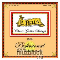 LA BELLA 10PH - струны для классической гитары