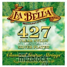 LA BELLA 427 Pacesetter - струны для классической гитары