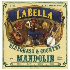 LA BELLA 770L - струны для мандолины,