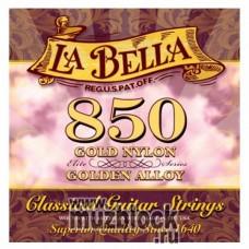 LA BELLA 850 - струны для классической гитары