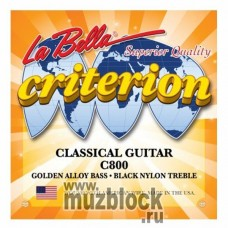 LA BELLA C800 - струны для классической гитары