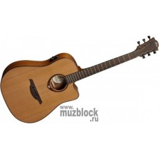 LAG GLA T200DCE электроакустическая гитара