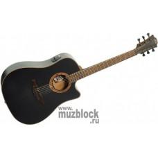 LAG GLA T222DCE-G электроакустическая гитара