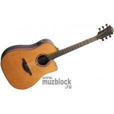 LAG GLA T333DCE-G электроакустическая гитара