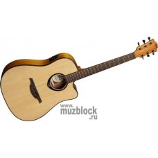 LAG GLA T66DCE электроакустическая гитара