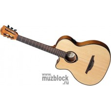 LAG GLA TNL66ACE электроакустическая гитара для левши