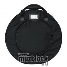 LEONTY CYMBAL BAG - чехол для тарелок, цвет - черный