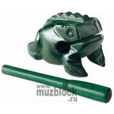 MEINL NINO514GR - гуиро в форме лягушки