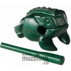 MEINL NINO516GR -  гуиро в форме лягушки