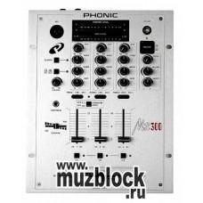 PHONIC MX-300 - DJ-микшер