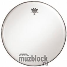 REMO BA-0214-00 BATTER, AMBASSADOR, SMOOTH WHITE - пластик 14
