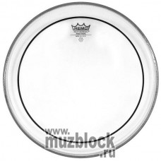 REMO PS-0314-00 BATTER, PINSTRIPE, CLEAR - пластик 14