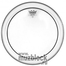 REMO PS-0316-00 BATTER, PINSTRIPE, CLEAR - пластик 16