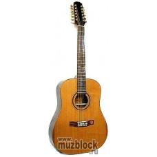 STRUNAL (CREMONA) D 980 M - 12 струнная гитара