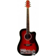 TERRIS DG220CE BS - электроакустическая гитара