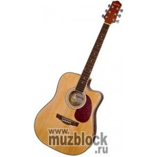 TERRIS DG220CE N - электроакустическая гитара