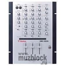 VESTAX VMC-185 XL - DJ Микшер (professional mixer)