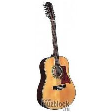 VESTON  F-66012/N - 12-струнная гитара
