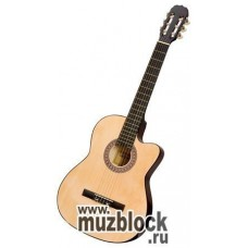 VESTON C-390C - классическая гитара с вырезом