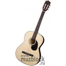 VESTON F-390 - классическая гитара с металлическими струнами
