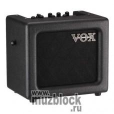 VOX mini3 - портативный комбоусилитель