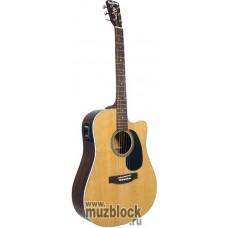 BLUERIDGE BR-60CE7 - электроакустическая гитара