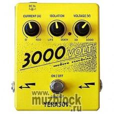 YERASOV (GAMMA) 3000 Volt - педаль эффектов для гитары