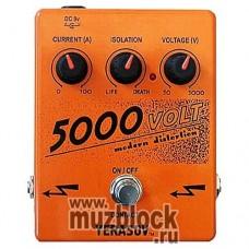 YERASOV (GAMMA) 5000 Volt - педаль эффектов для гитары