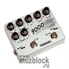 YERASOV (GAMMA) 9000 Volt - педаль эффектов для гитары