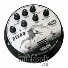 YERASOV (GAMMA) PTERODRIVER PD-5 - напольный ламповый преамп