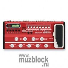 ZOOM B9.1ut - бас-гитарный процессор эффектов