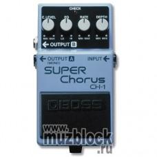 BOSS CH-1 - педаль эффектов для гитары