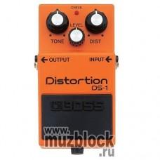 BOSS DS-1 - педаль эффектов для гитары
