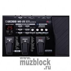 BOSS ME-25 - гитарный процессор  эффектов