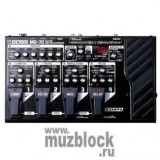 BOSS ME-70 - гитарный процессор  эффектов