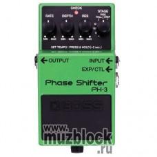 BOSS PH-3 - педаль эффектов для гитары