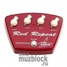 CARL MARTIN Red Repeat - педаль эффектов для гитары