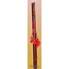 Палка Дождя бамбук украшенная (40-65см)