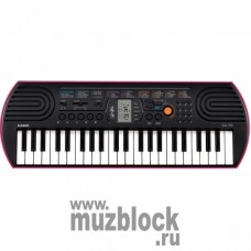 CASIO SA-78 - синтезатор 44 мини-клавиши