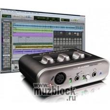 M-Audio Fast Track - Многоцелевой аудиоинтерфейс