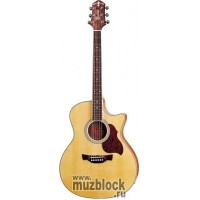 CRAFTER GAE-6/N + Чехол - электроакустическая гитара