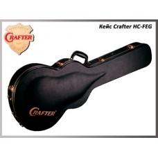 CRAFTER FEG 780SP/VTG-V + Кейс - полуакустическая гитара