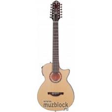 CRAFTER CTS-150-12/EQN + Чехол - 12-струнная гитара